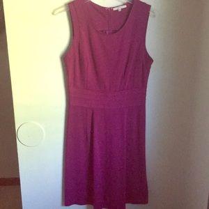 Purple/pink dress